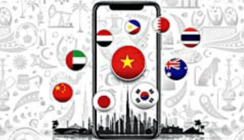 Thắng iPhone XS Max Với Asian Cup 2019