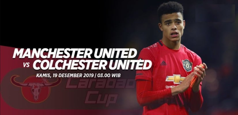 Soi kèo Manchester United vs Colchester United 03h00' ngày 19/12/2019