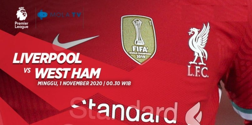 soi kèo trận Liverpool vs West Ham United