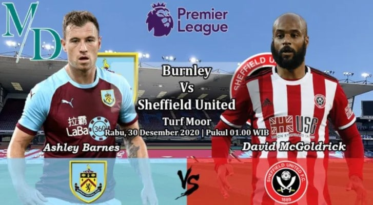 soi kèo trận Burnley vs Sheffield United