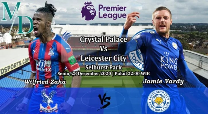 soi kèo trận Crystal Palace vs Leicester City