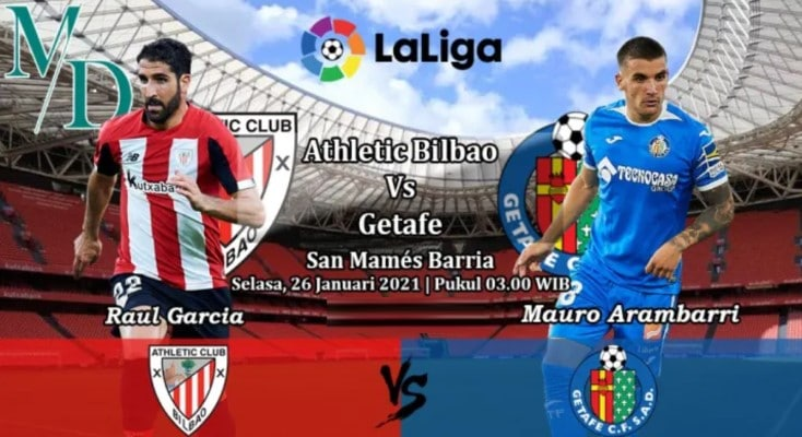 soi kèo trận Athletic Bilbao vs Getafe