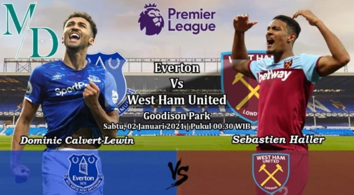 soi kèo trận Everton vs West Ham United