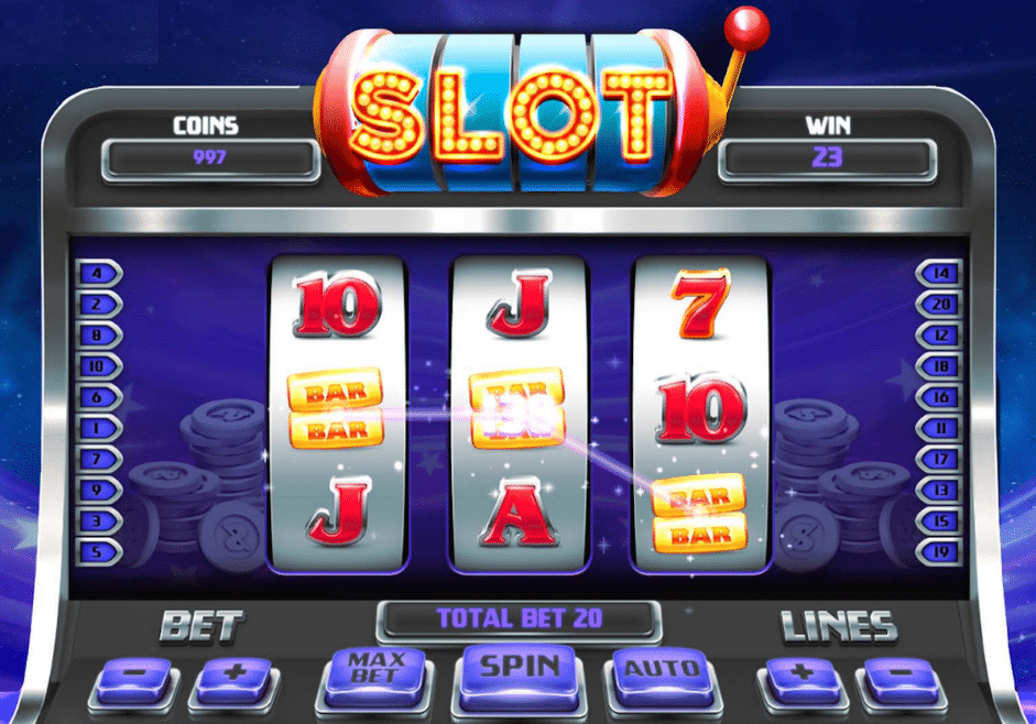 Slot game - quay(Spin)